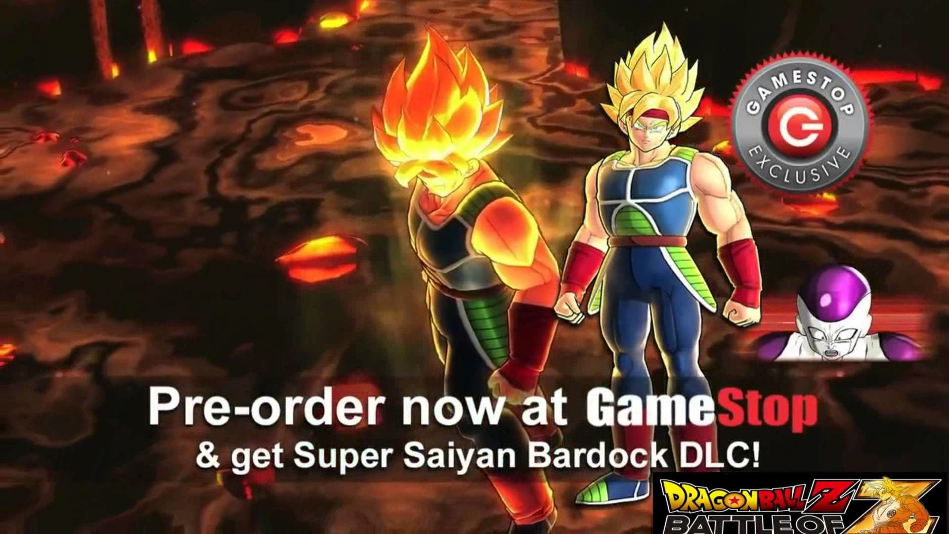 【Dragon Ball Z: Battle of Z】 SSJ Bardock DLC PS3 / X360 / PSVITA – YouTube
