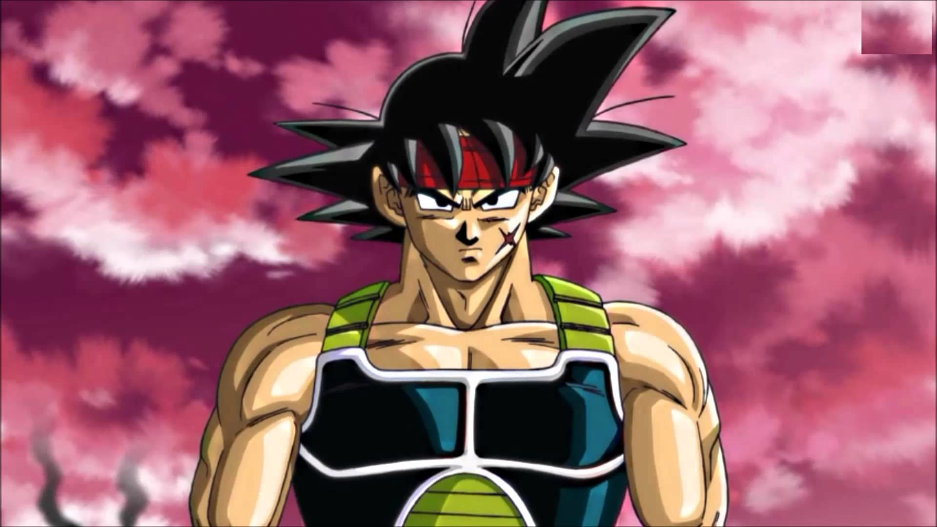 Bardock – Dragon Ball Z Soundtrack Solid State Scouter