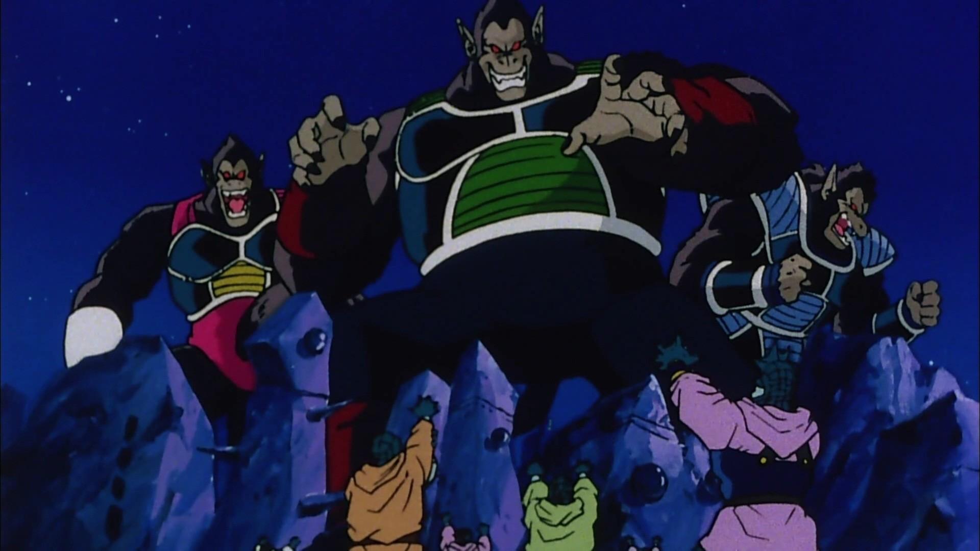 Image – Bardock Great Ape.jpg | Dragon Ball Wiki | FANDOM powered by Wikia