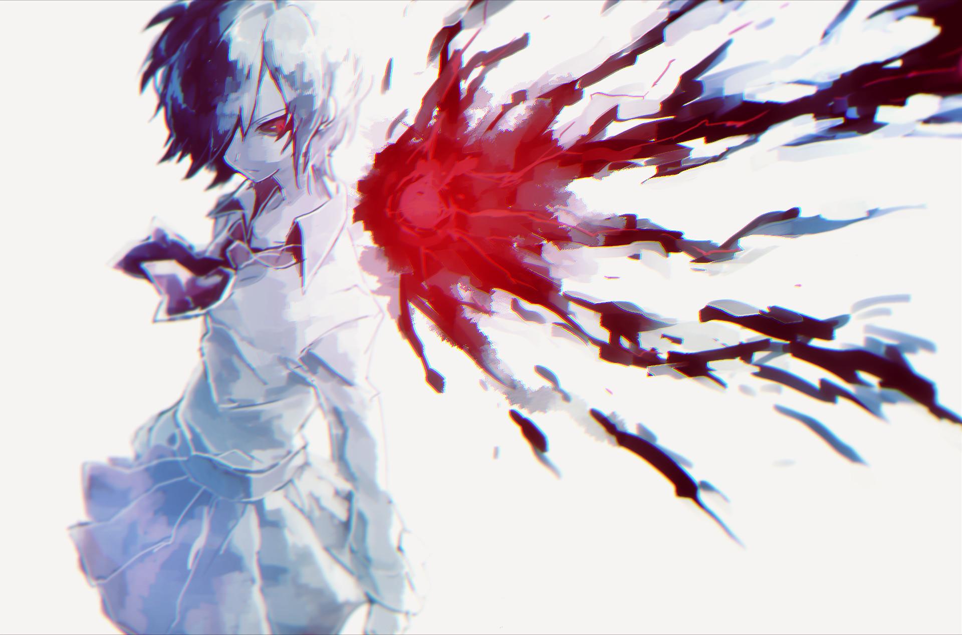 … Tokyo Ghoul Touka Kirishima · HD Wallpaper | Background ID:697628