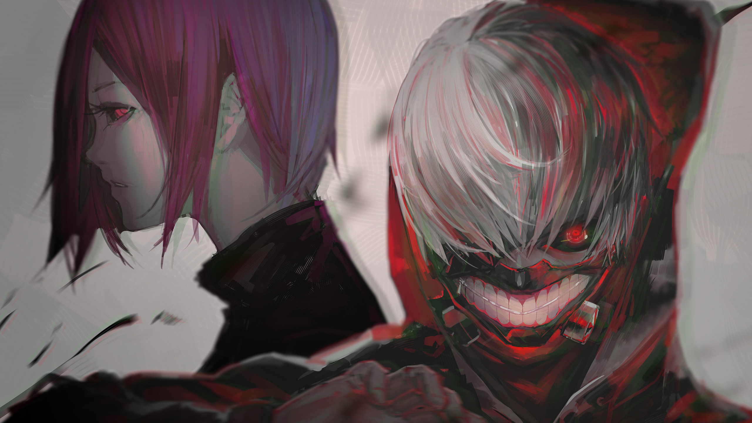 Tokyo Ghoul Touka Kirishima · HD Wallpaper | Background ID:596881