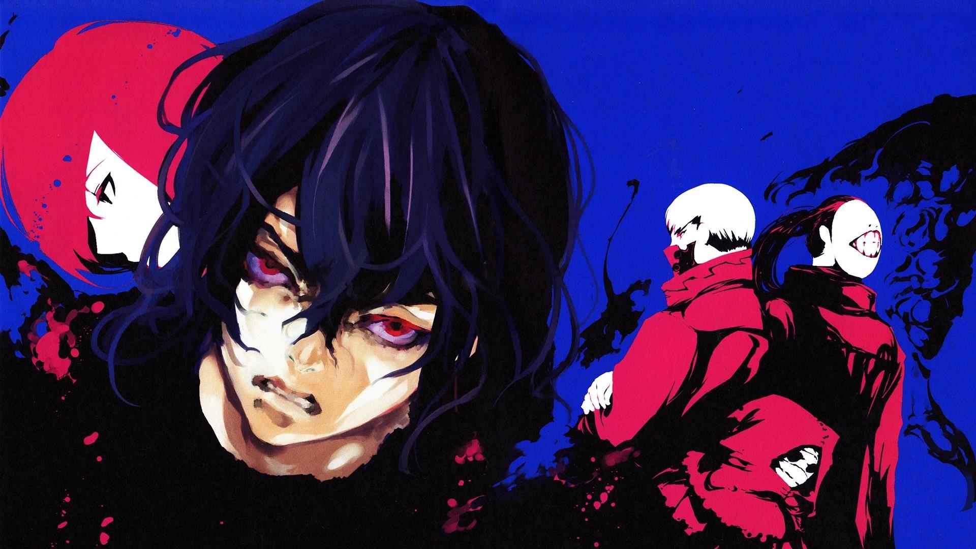 Anime – Tokyo Ghoul Eto Yoshimura Ayato Kirishima Touka Kirishima Noro (Tokyo  Ghoul) Tatara