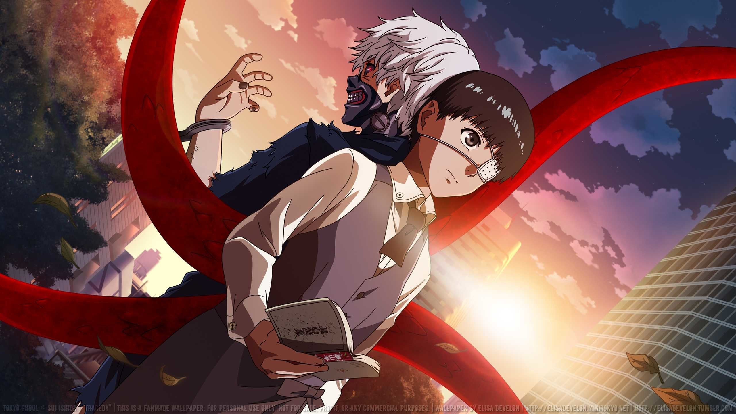 Tokyo Ghoul Wallpaper HD Collection Of Tokyo Ghoul Anime