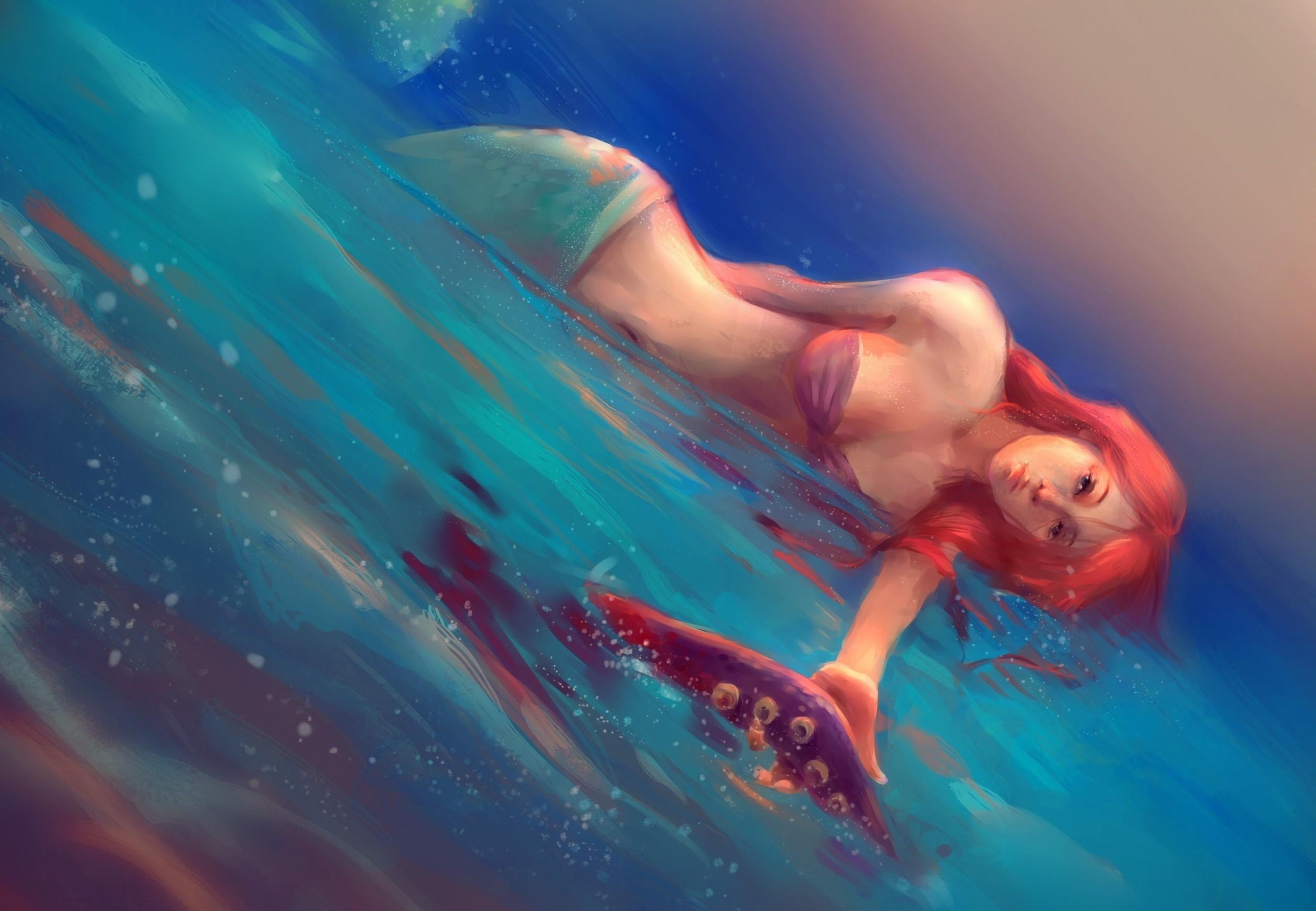 Fantasy Mermaids 29316