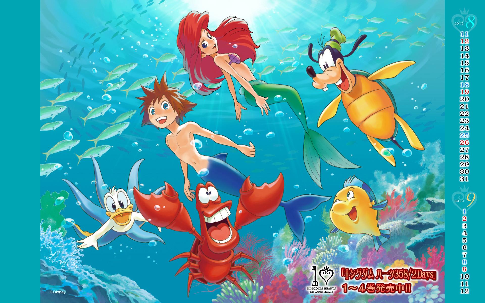 Tags: Anime, Disney, Little Mermaid, MÄR, Little Mermaid (Disney)