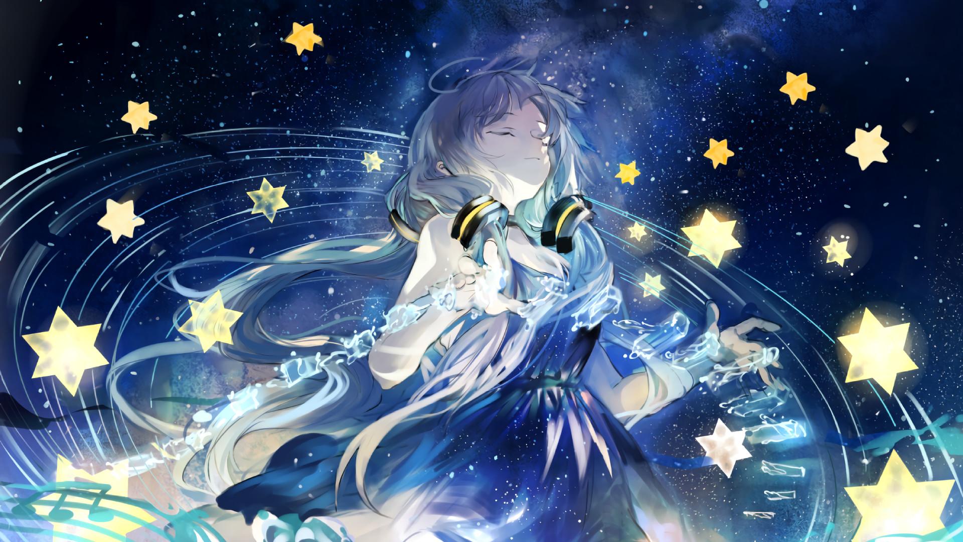 Stardust – vocaloid   Anime/Manga   Pinterest   Vocaloid, Wallpaper  backgrounds and Wallpaper