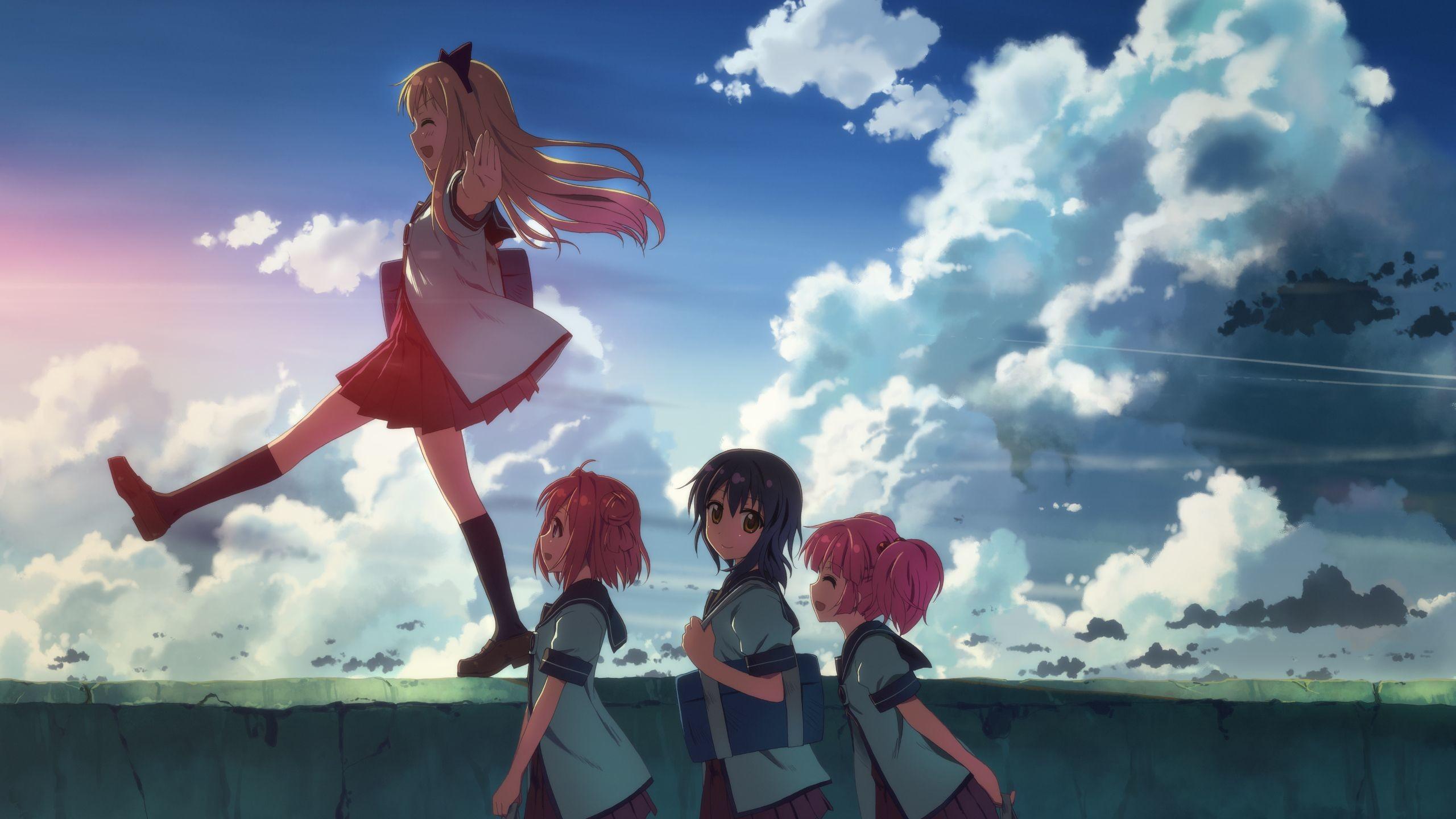 Yuru Yuri, Wallpaper – Zerochan Anime Image Board