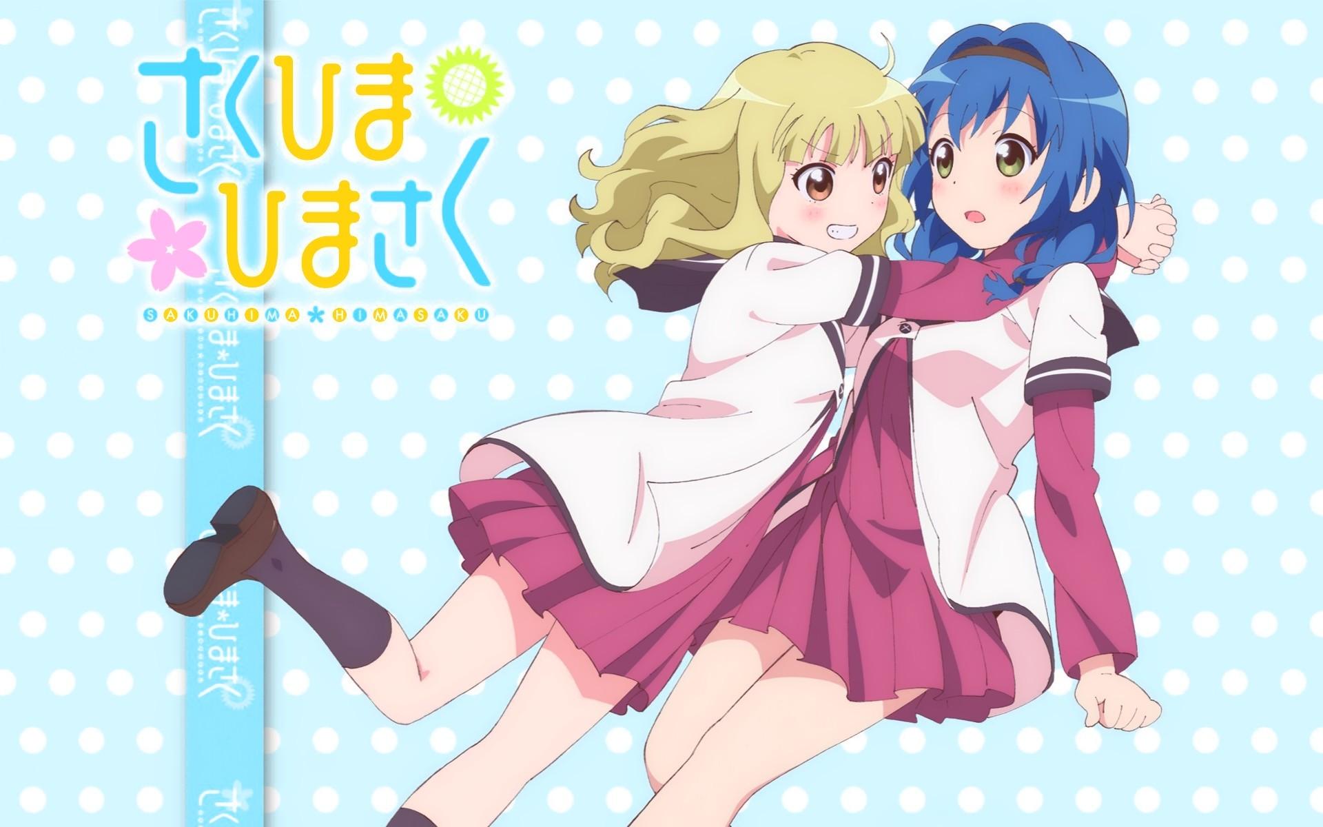 … yuru yuri wallpaper zerochan anime image board …