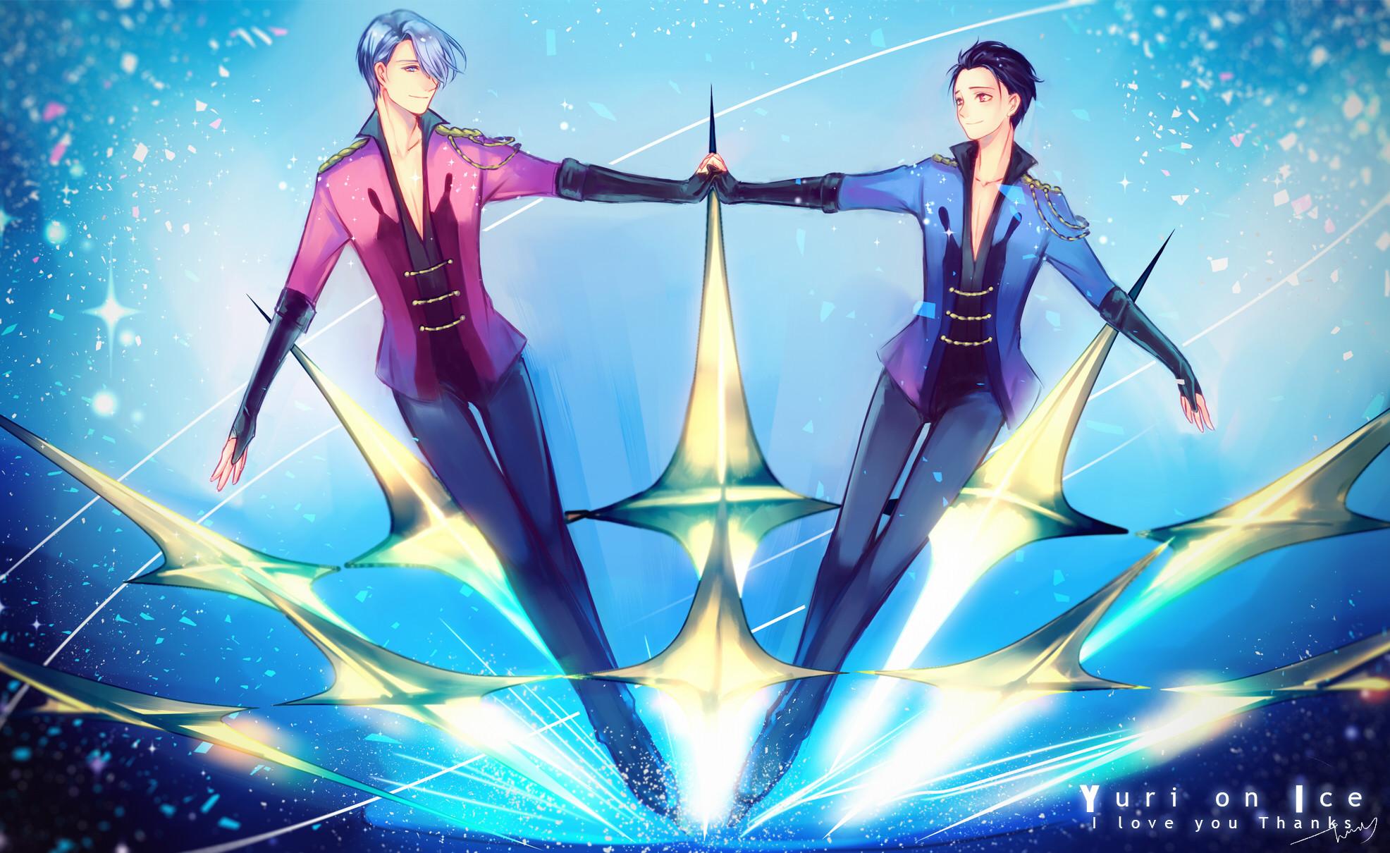 On Ice · download Yuri!!! On Ice image