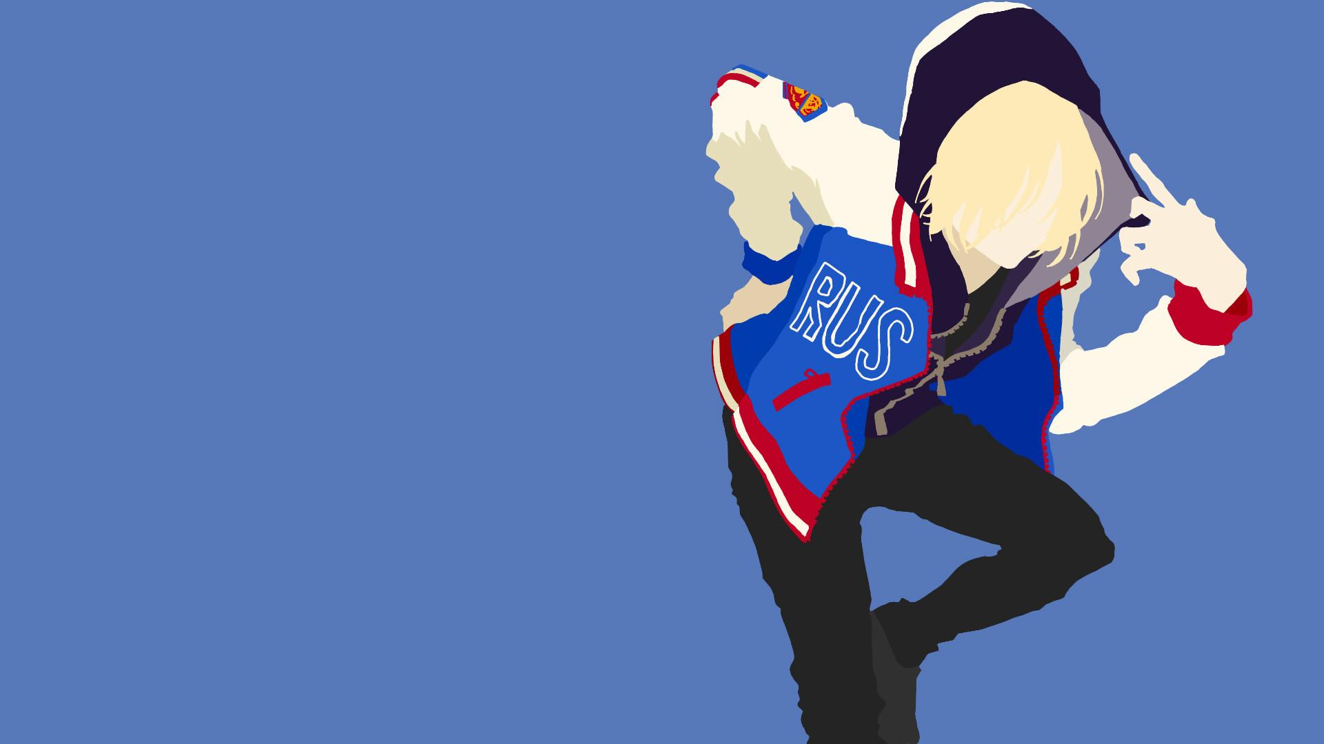 Yuri on Ice wallpaper