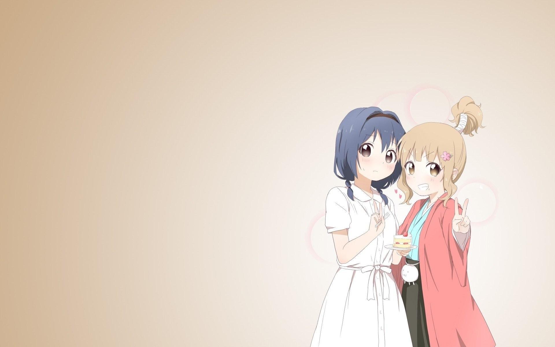 Anime Yuru Yuri Girls …