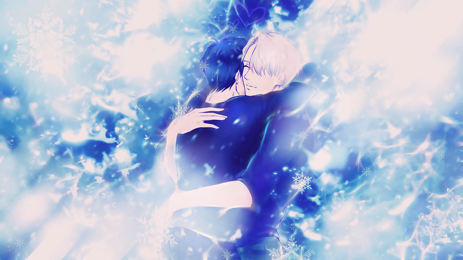 Anime – Yuri!!! on Ice Wallpaper