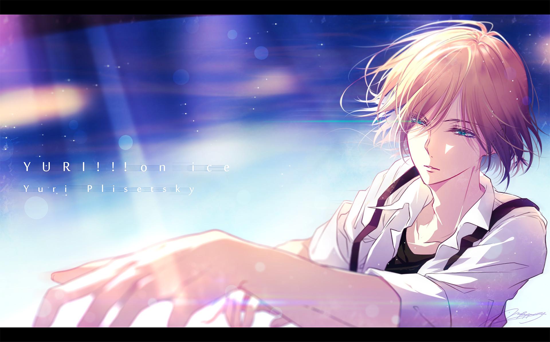 Anime – Yuri!!! on Ice Yuri Plisetsky Wallpaper