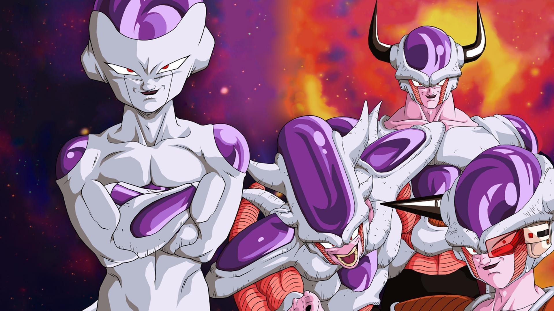 Anime – Dragon Ball Z Freeza (Dragon Ball) Wallpaper
