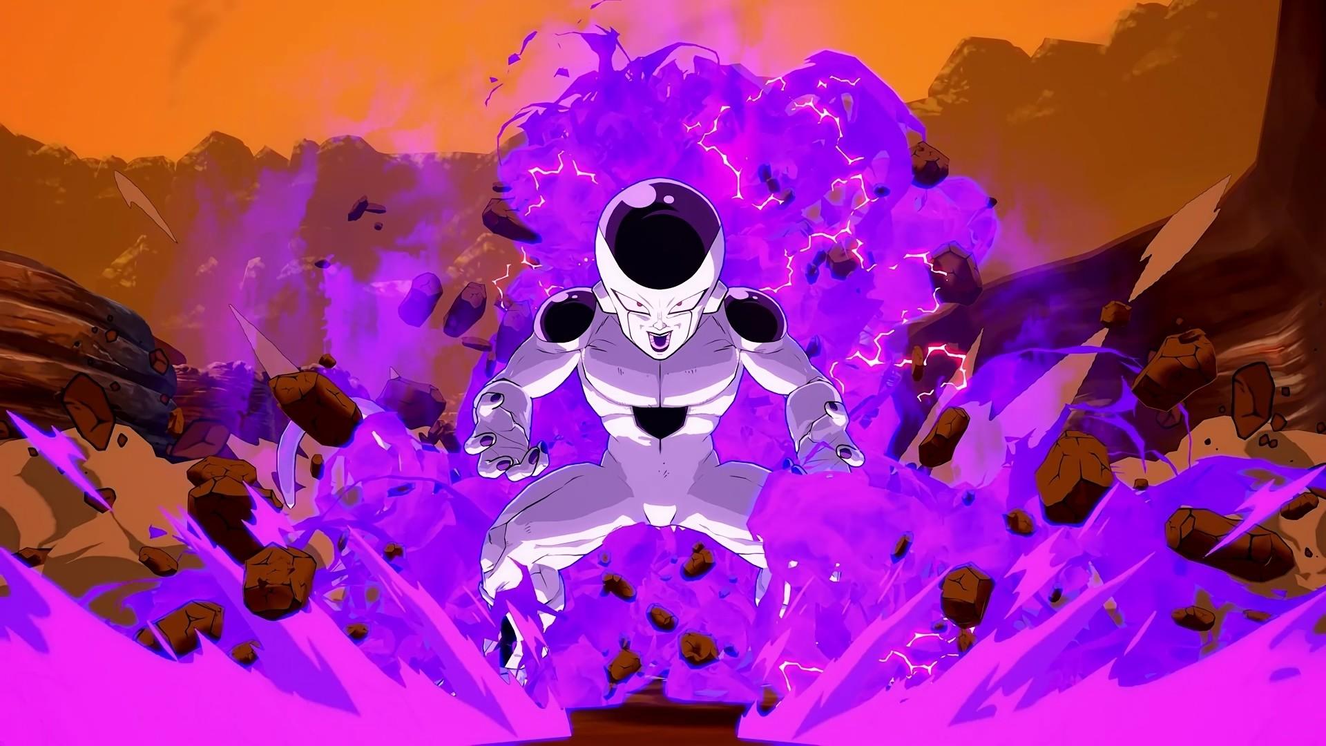 Video Game – Dragon Ball FighterZ Dragon Ball Frieza (Dragon Ball) Wallpaper