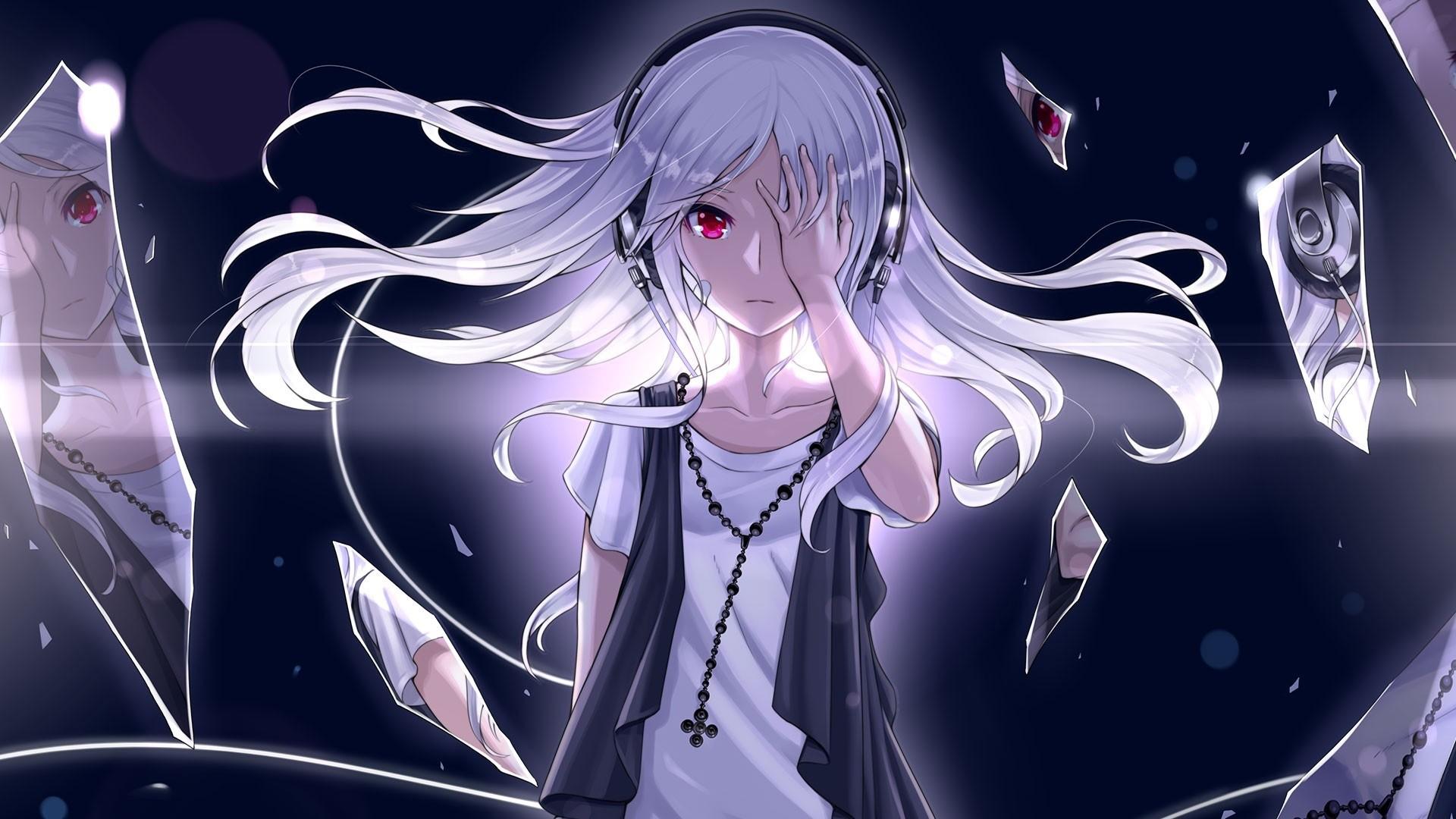 Anime Girl HD Desktop Wallpaper 61371