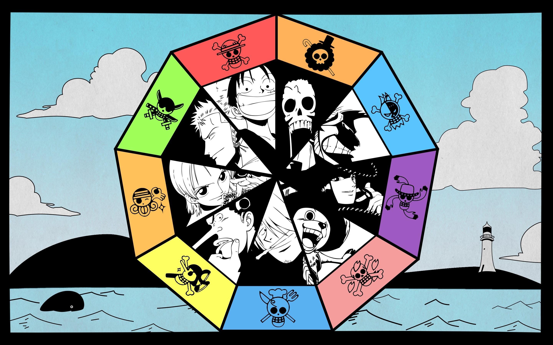 One Piece Monkey D. Luffy Roronoa Zoro Nami Brook Usopp Tony Chopper Nico  Robin Sanji Franky …