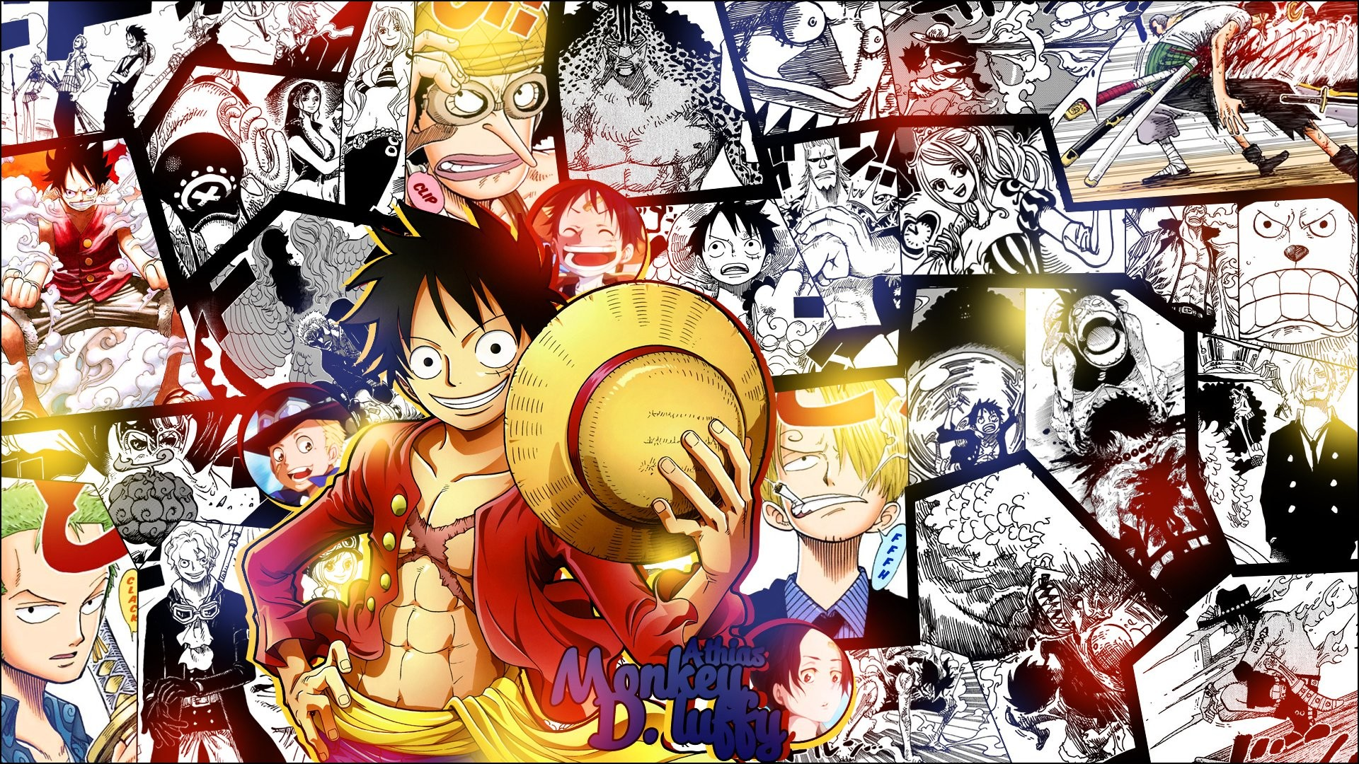 HD Wallpaper | Background ID:735707. Anime One Piece. 6 Like
