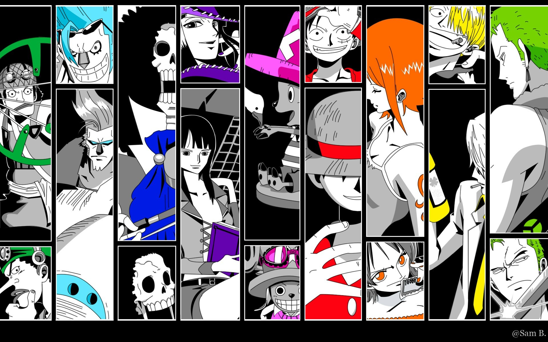Anime – One Piece Wallpaper