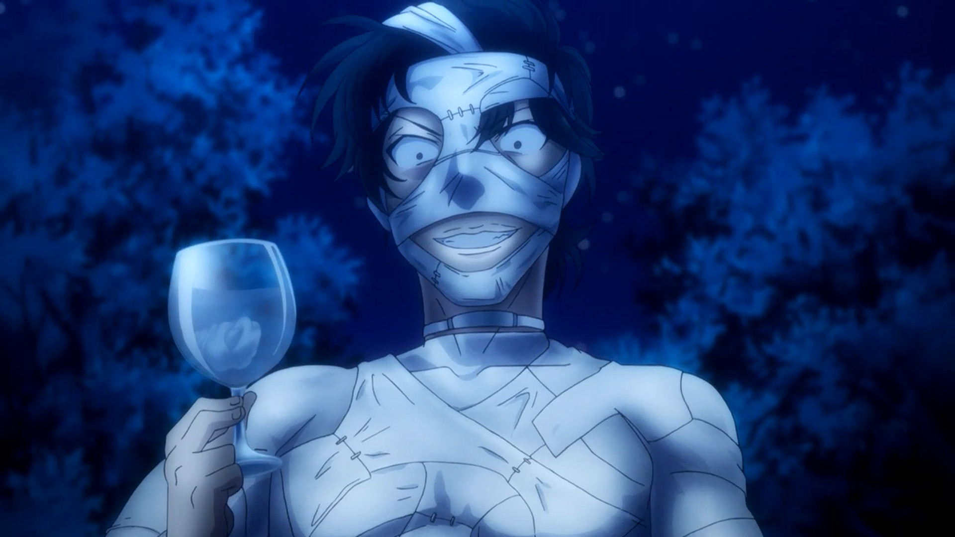 … and therefore it is important to focus on the way Shimoneta presents  its main antagonist. White Peak stands as the opposite of Anna.