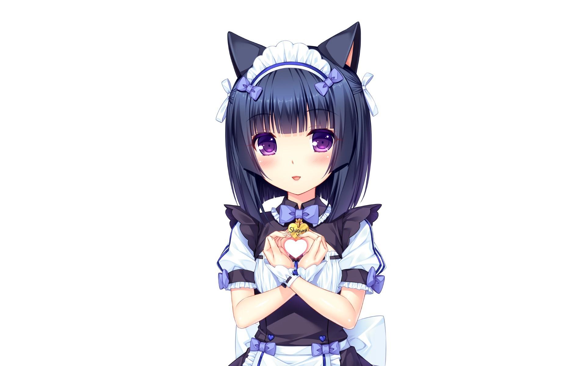 giphy.gif (480×270)   Nekopara   Pinterest   Anime, Monster girl and Chibi