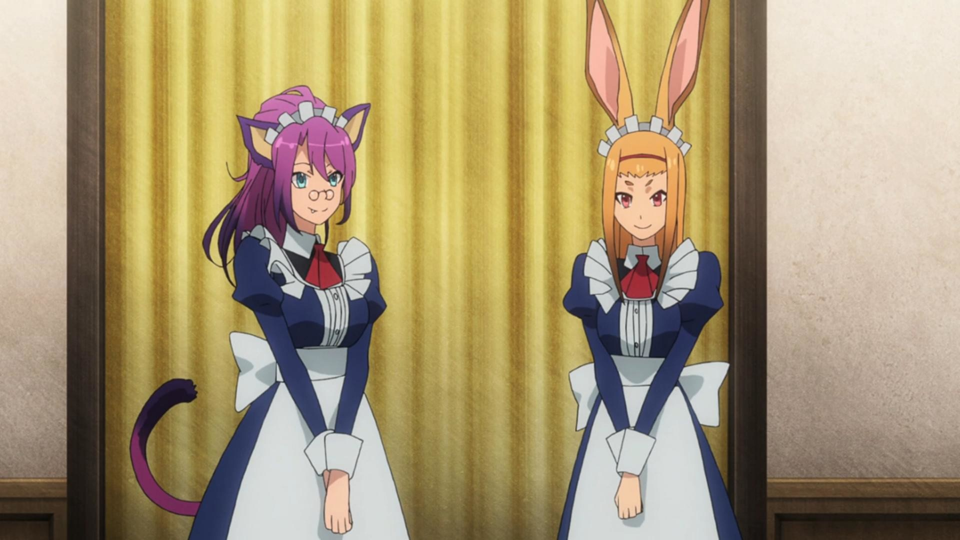 Monster Musume's not the only monster harem anime on the block now. Step  your game up!
