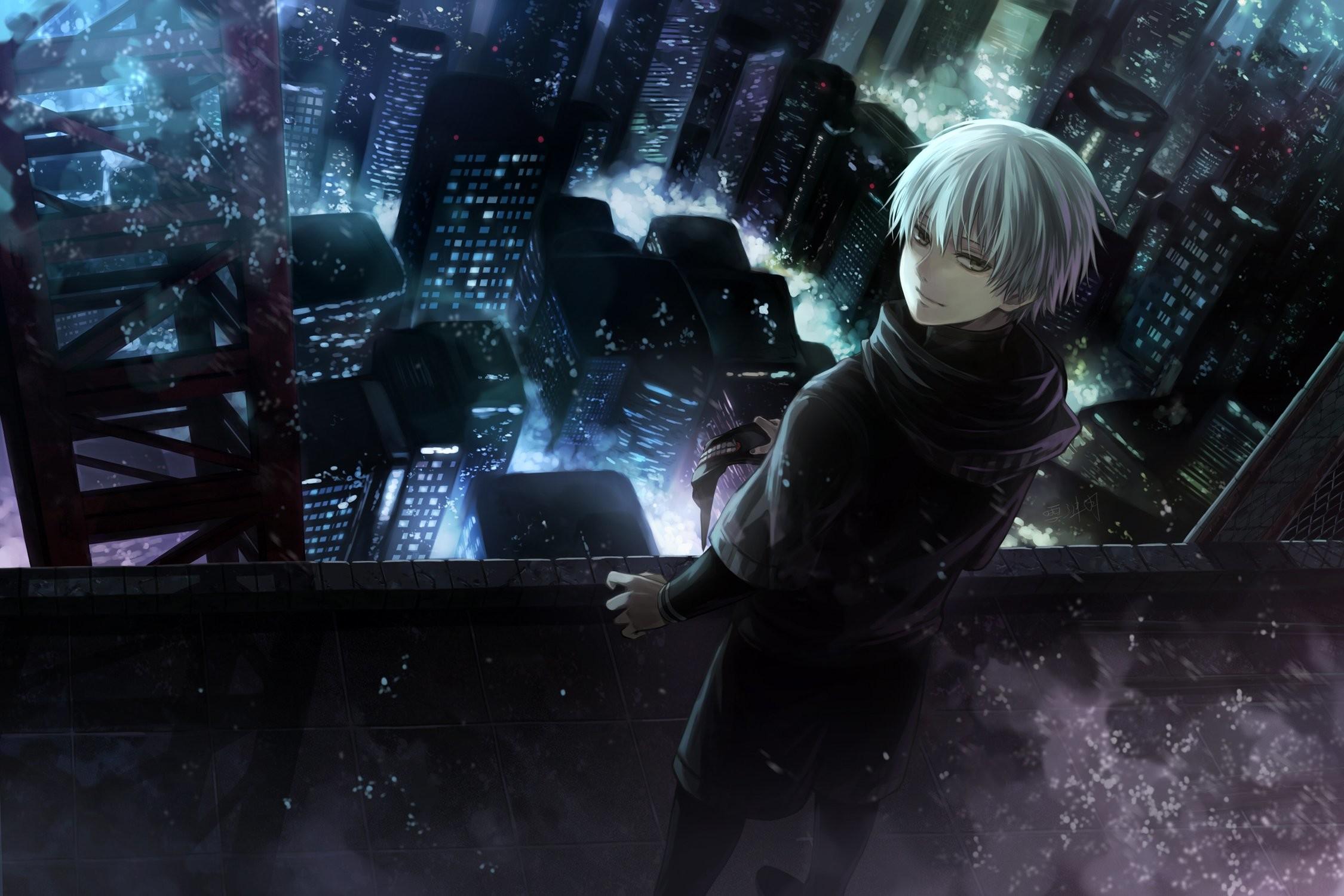 Ken Kaneki Tokyo Ghoul · Tapeta HD   Tło ID:526885