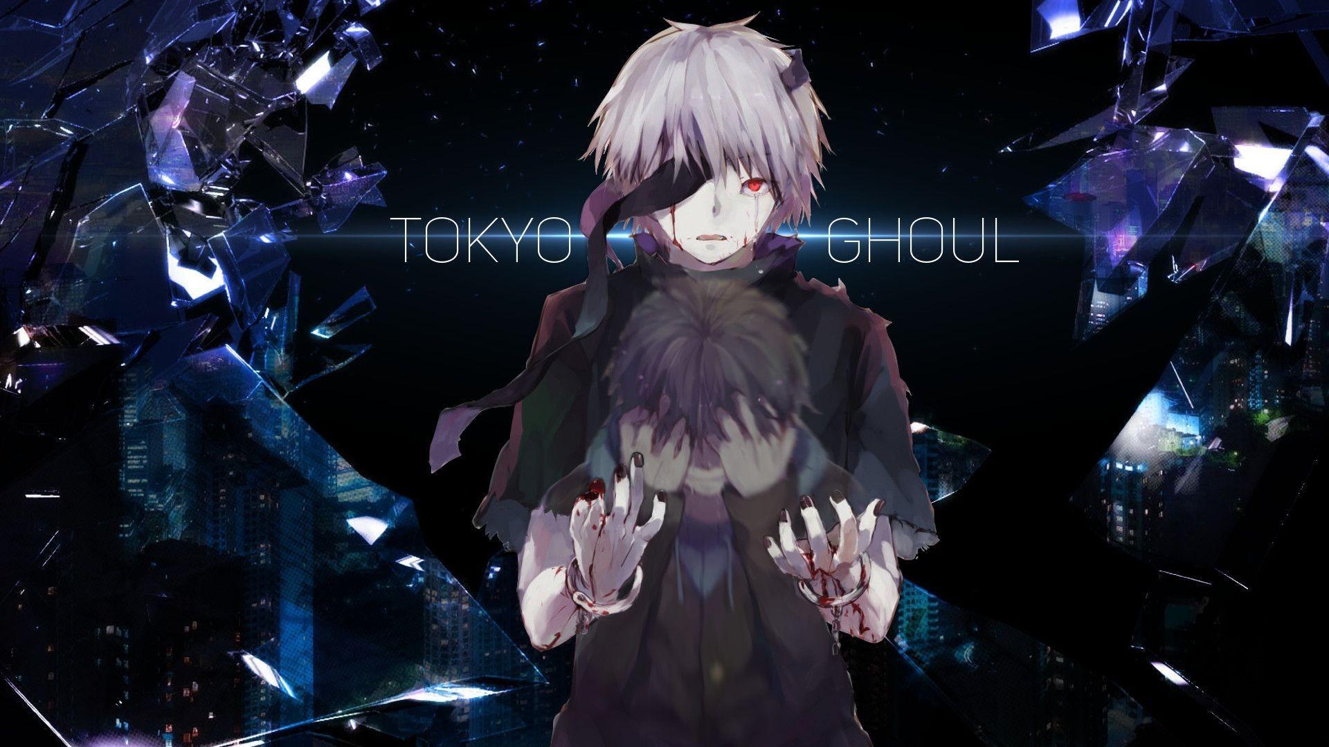 Tokyo Ghoul Wallpaper – Kaneki Ken by StellaTheCat12 on DeviantArt