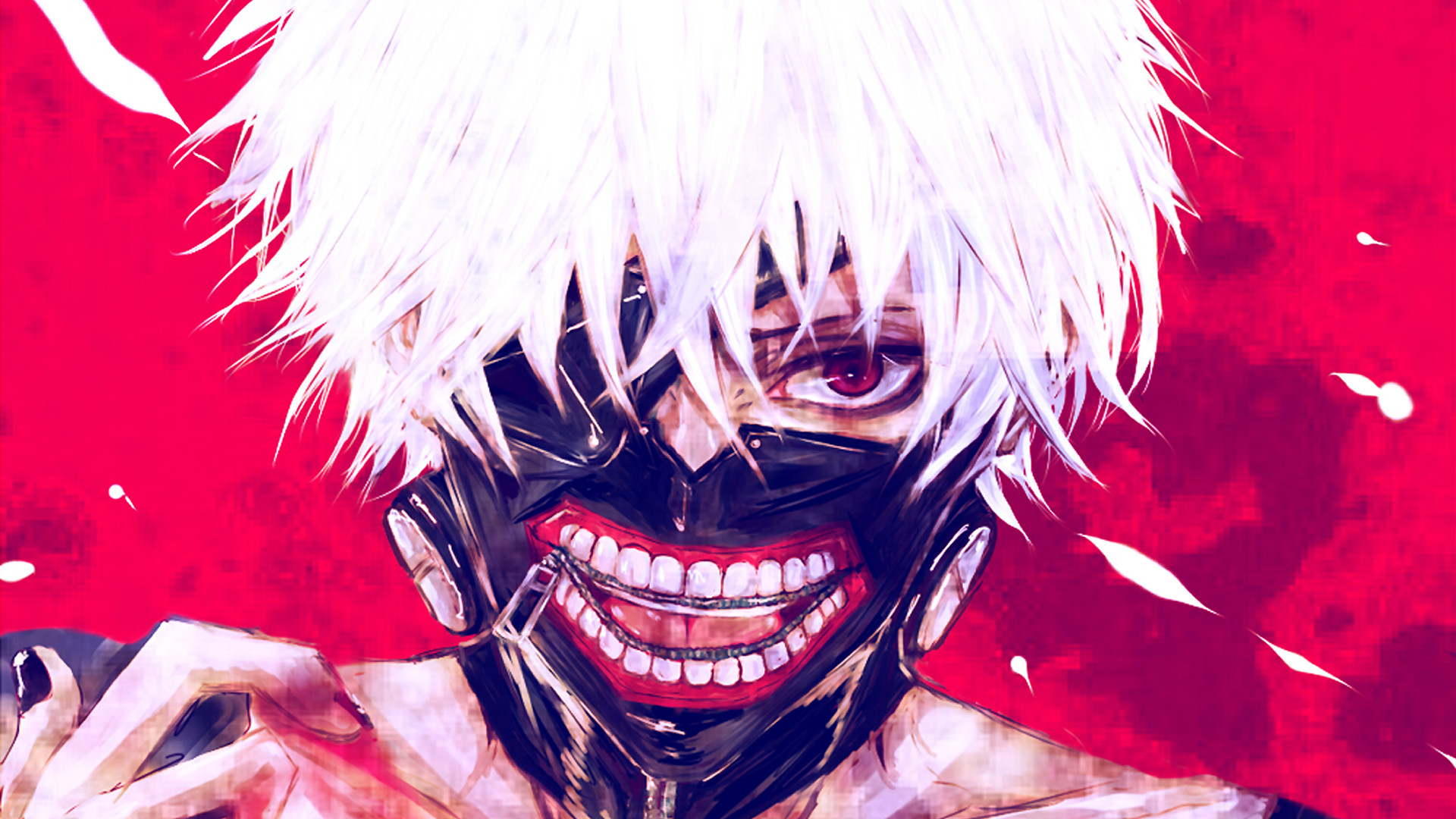 View, download, comment, and rate this Tokyo Ghoul Wallpaper –  Wallpaper Abyss