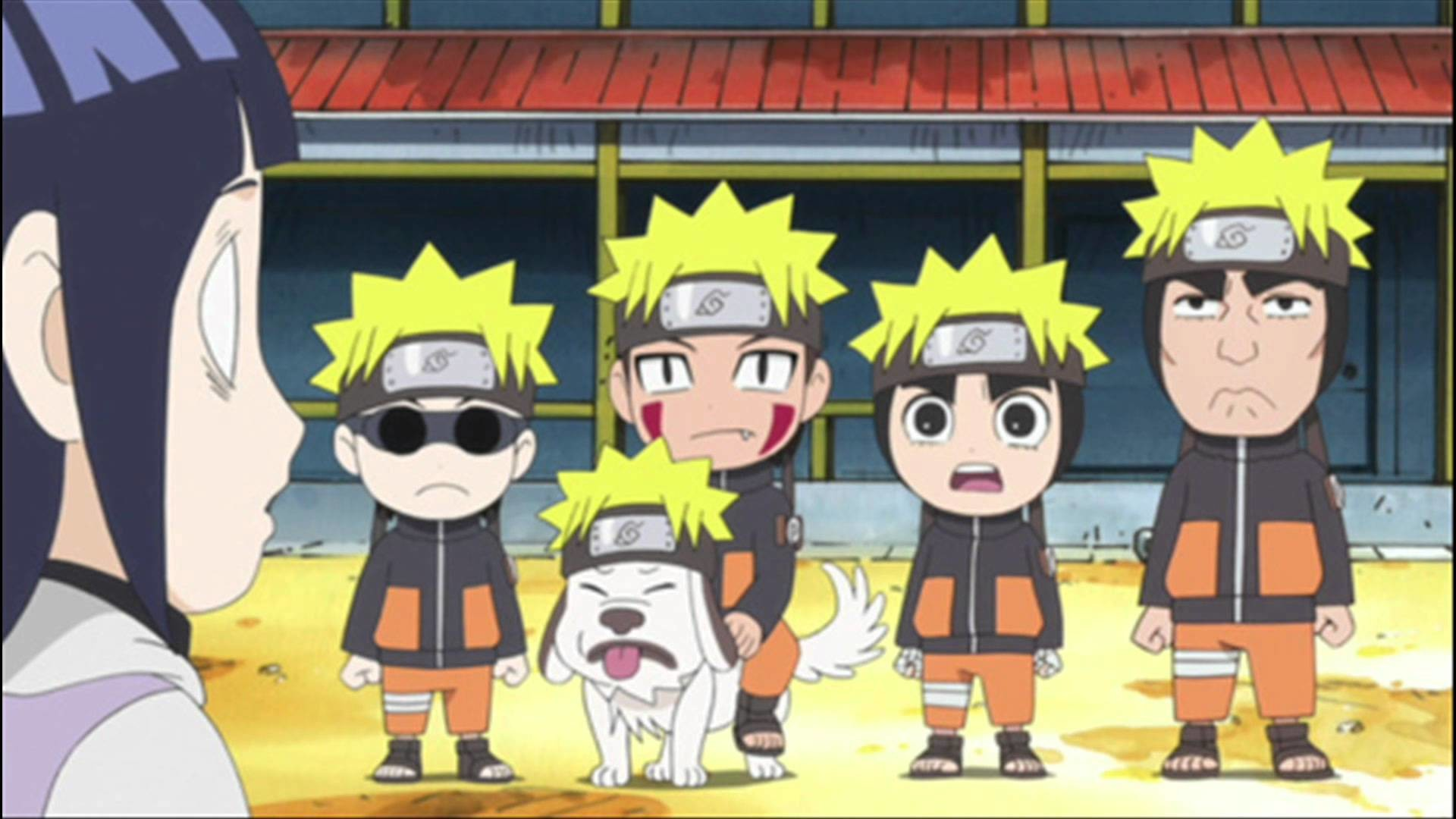 Naruto- Rock Lee spin off series