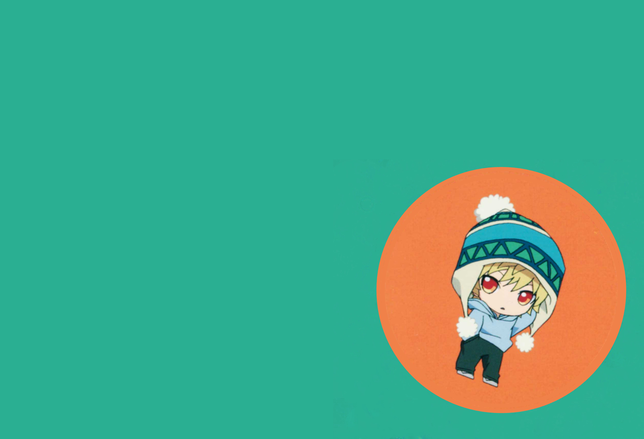 Anime – Noragami Yukine (Noragami) Chibi Wallpaper