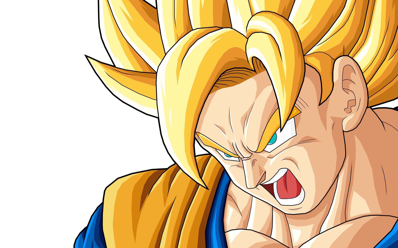 Son Goku Dragon Ball Z Super Saiyan Fresh New Hd Wallpaper