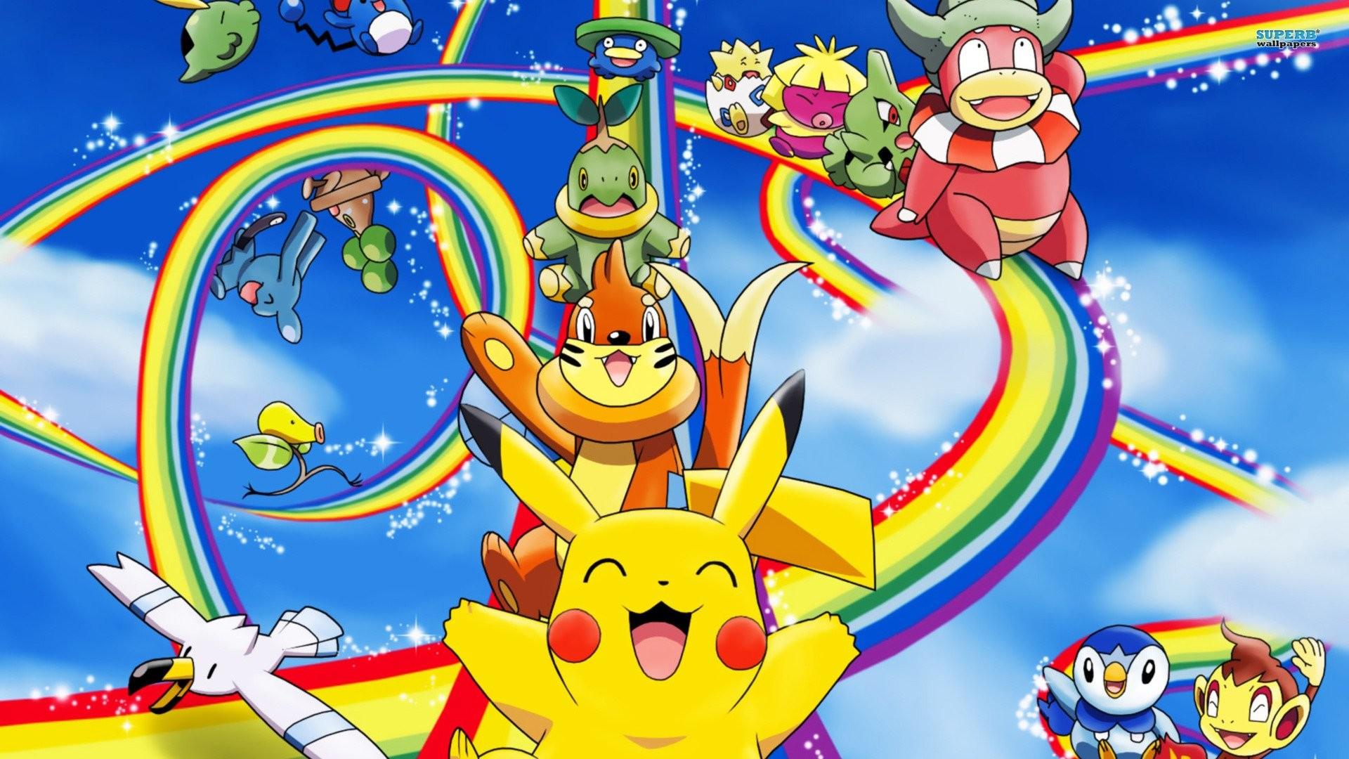Pokemon Ash Wallpaper