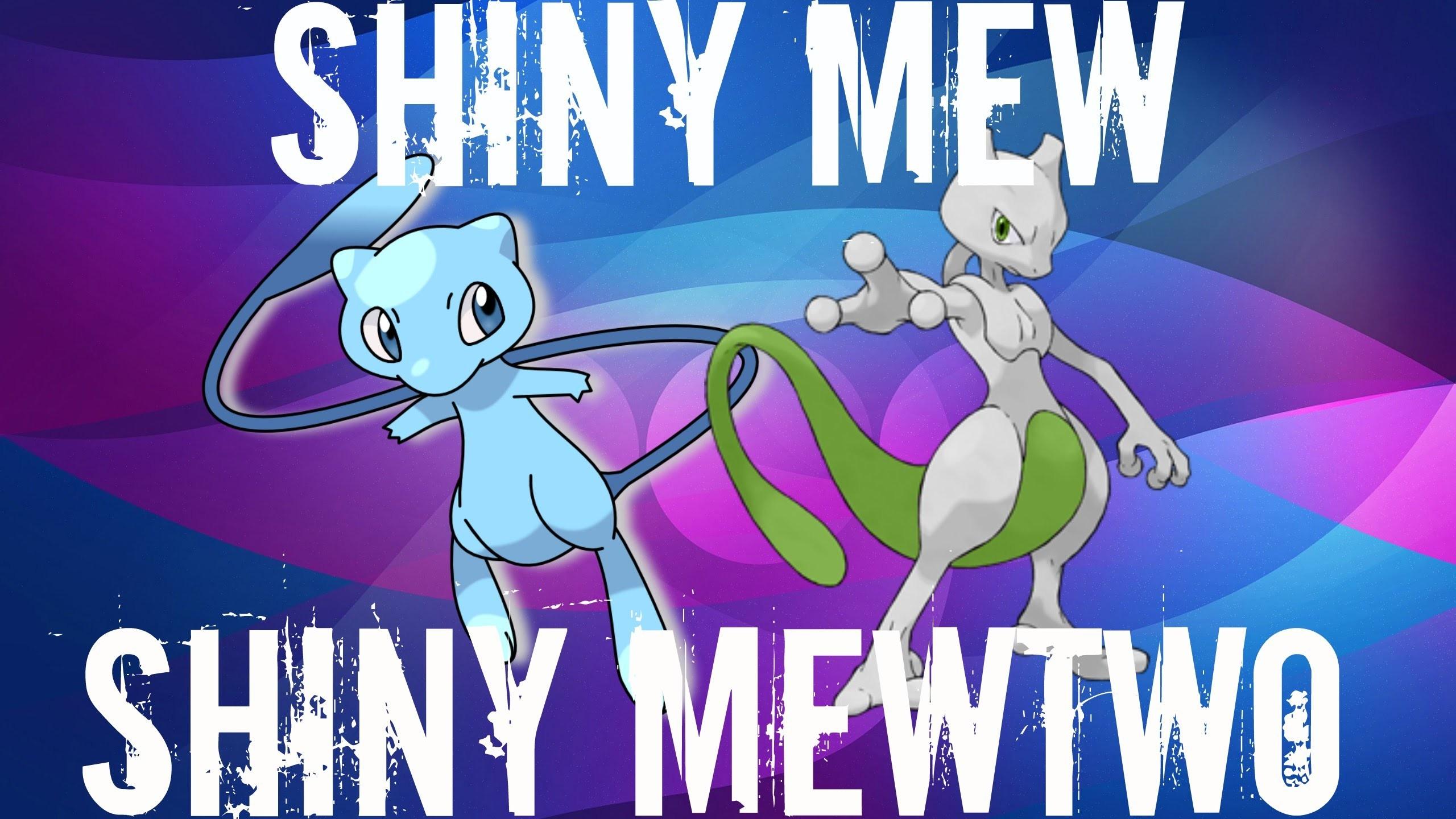 [400 Sub Shiny Event] Pokemon Omega Ruby/Alpha Sapphire ORAS – Shiny Mewtwo  Shiny Mew Event – YouTube