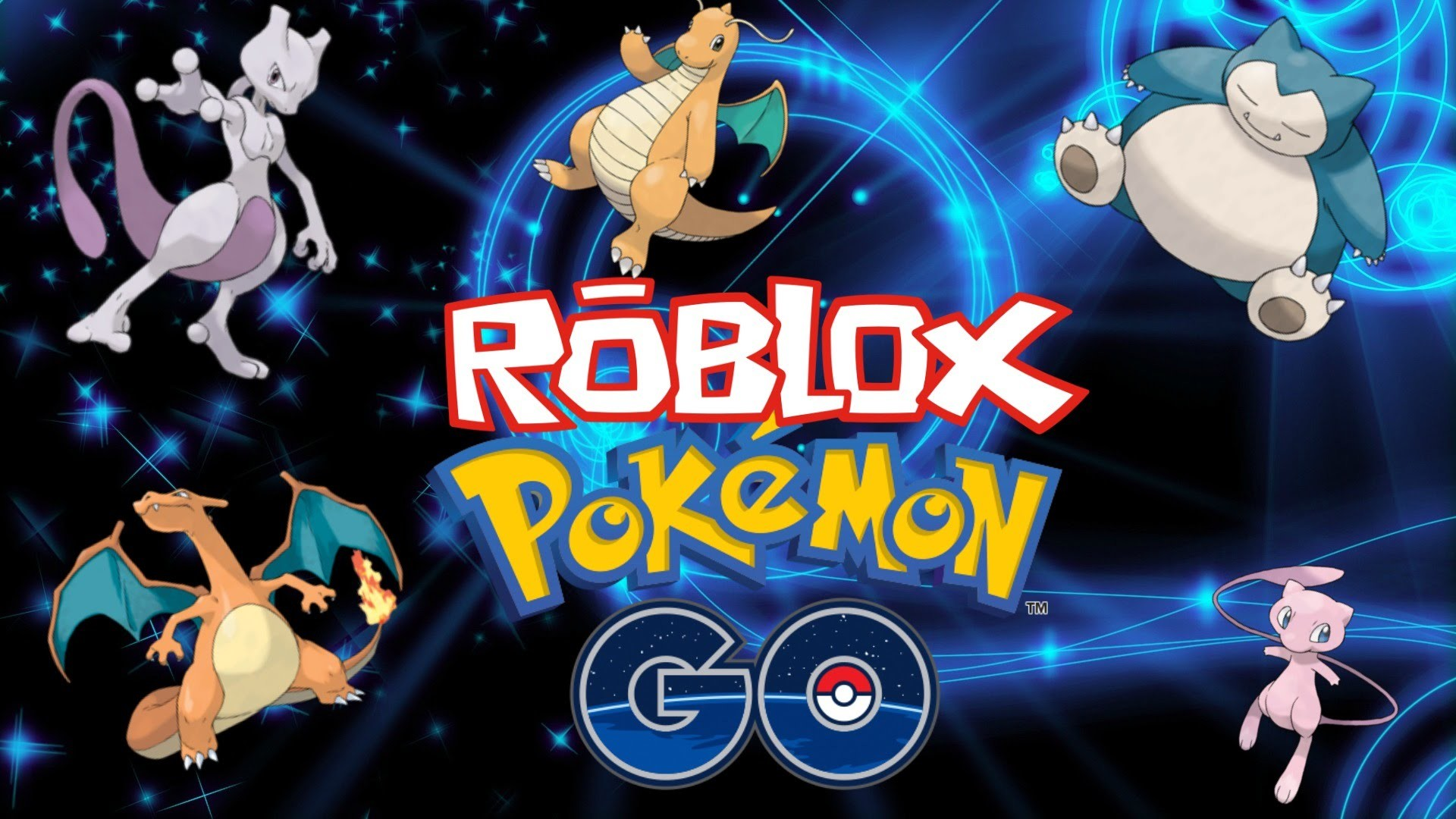 ROBLOX Pokemon Go – How to get Mew, Mewtwo, Snorlax, Dragonite & Charizard  (LEGIT)
