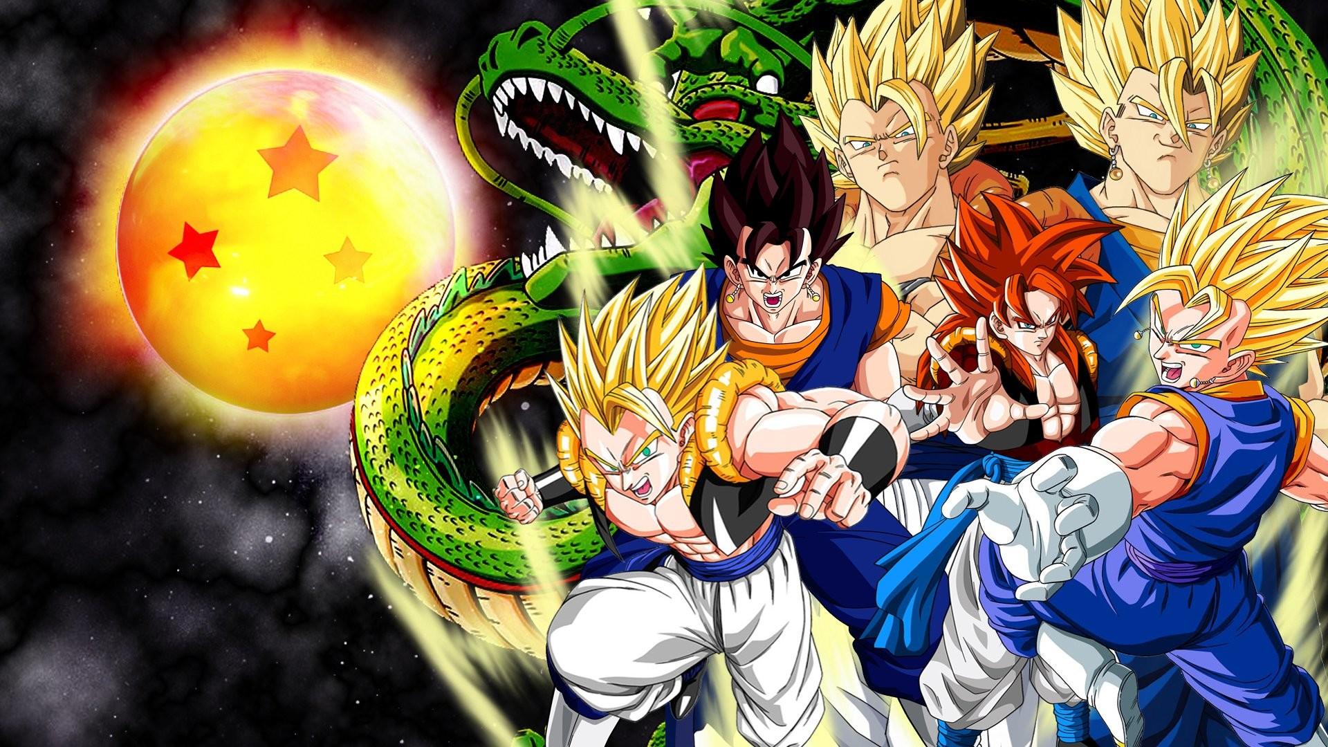 Anime – Dragon Ball GT Wallpaper