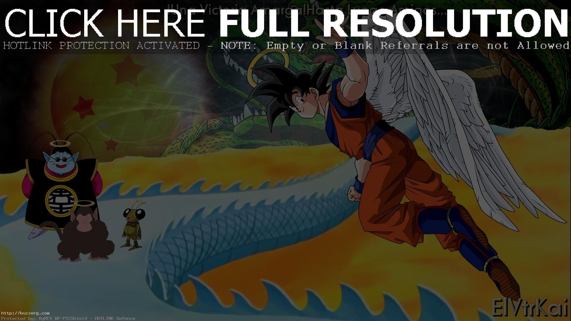 Dragon Ball Gt Z Kai Dragon (id: 164447)