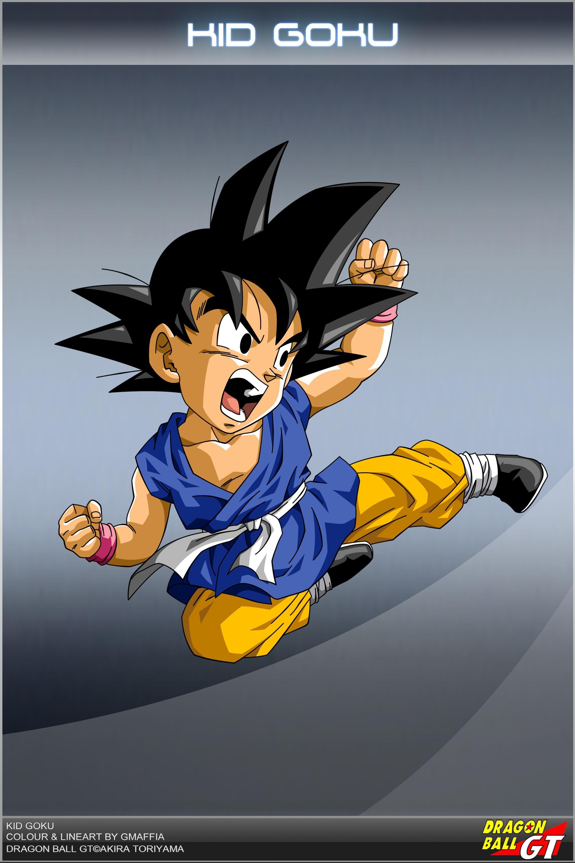 Kid Goku Wallpapers Images Anime Wallpaper · Dragon ZDragon BallKid …