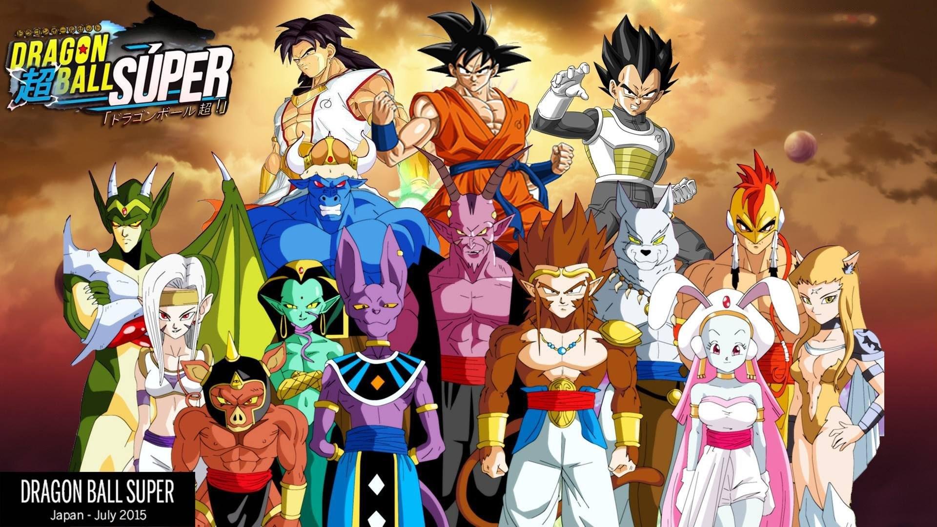 HD Wallpaper | Background ID:606985. Anime Dragon Ball Super