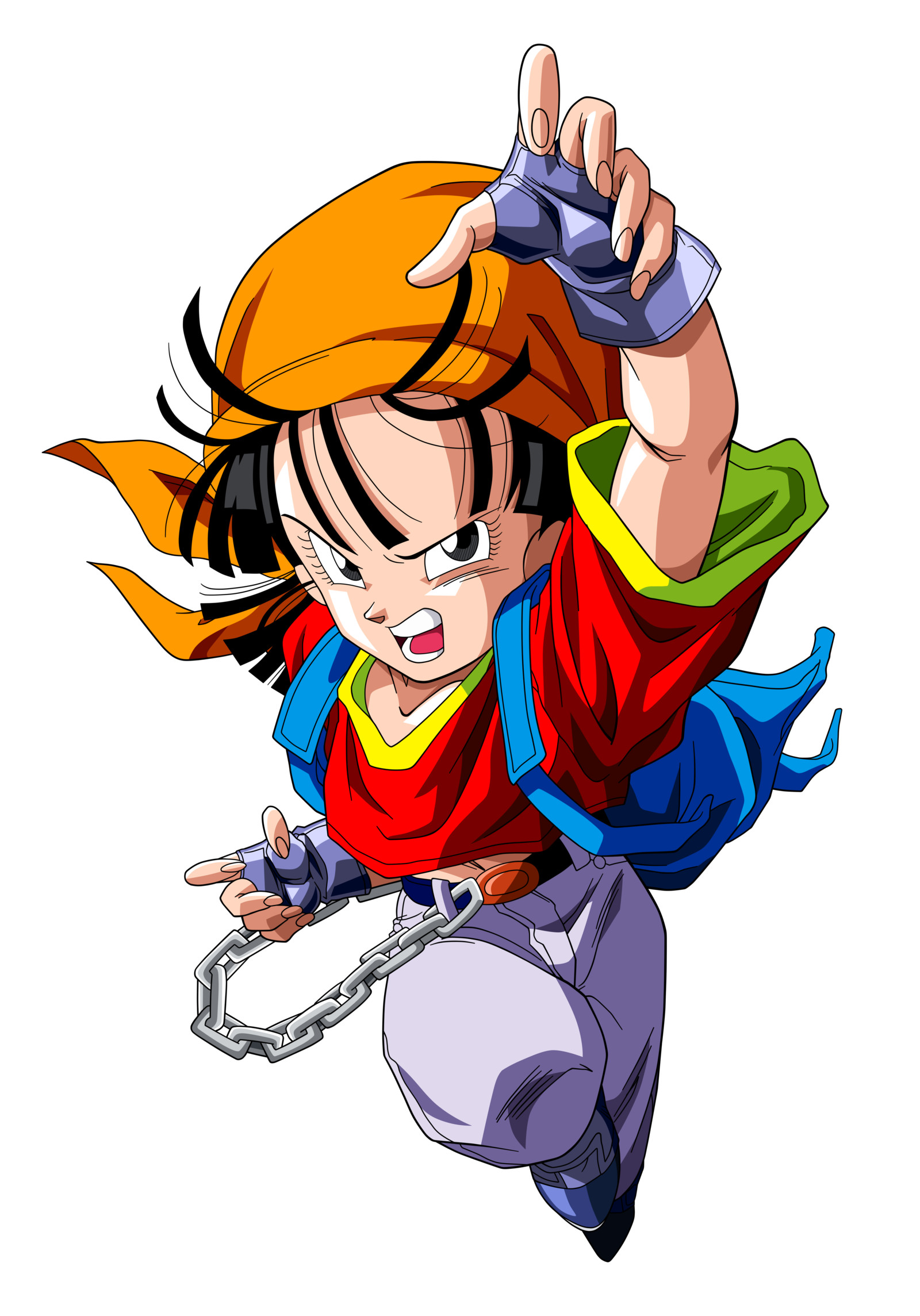 Dragon Ball Z Gt images Pan HD wallpaper and background photos