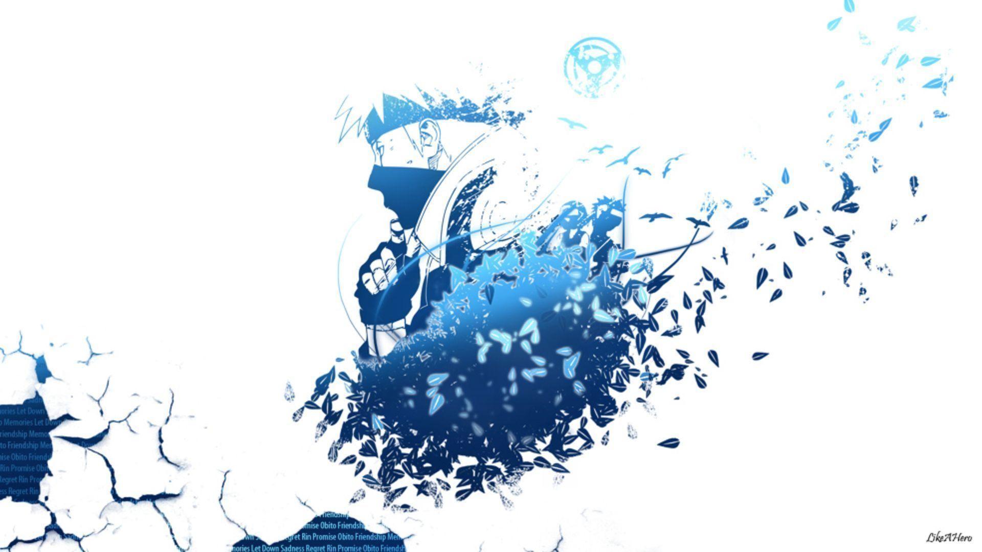 30 Gambar Kakashi Hatake Hokage ke 6 | Gambar Naruto