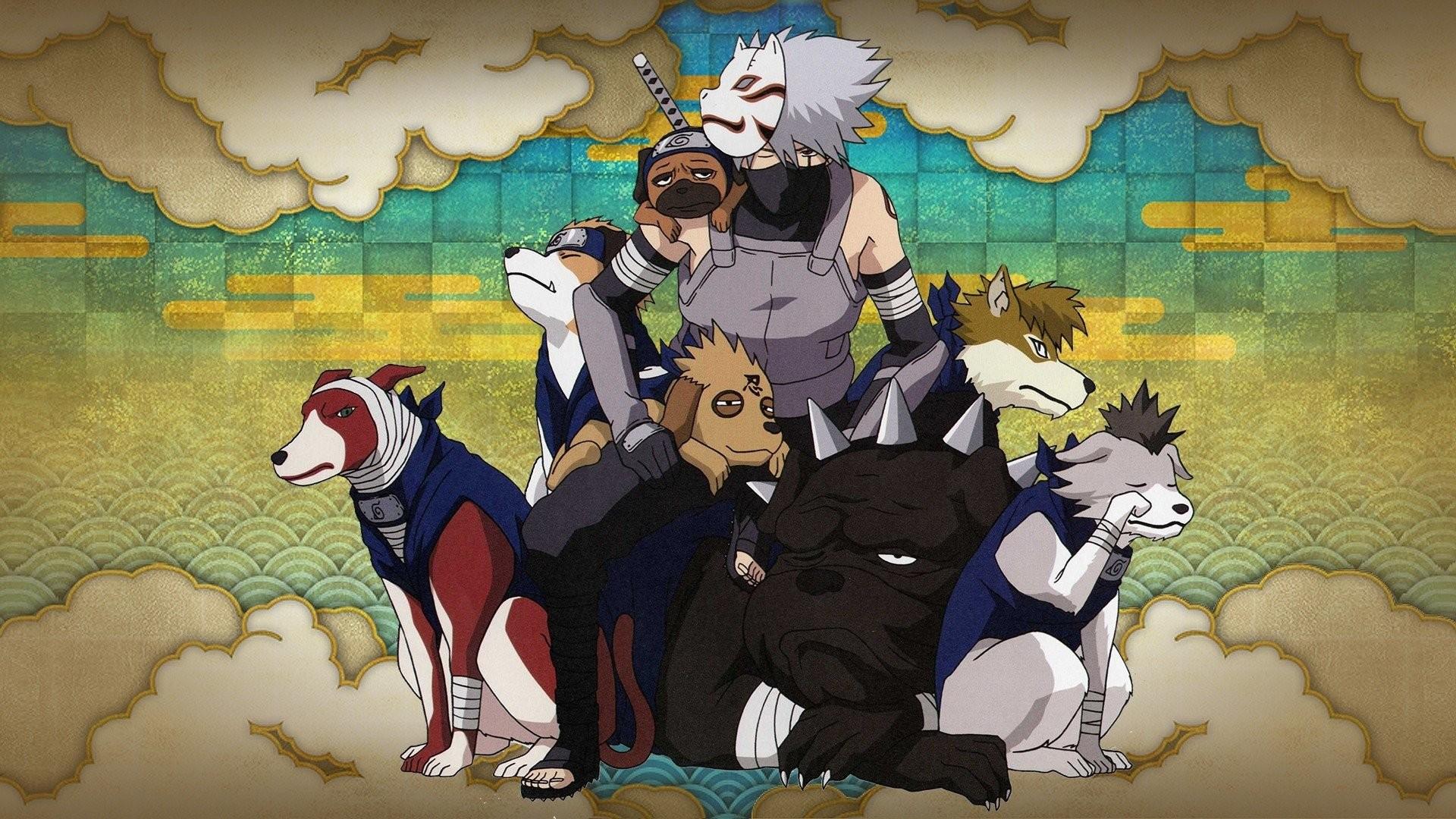 Anime – Naruto Kakashi Hatake Wallpaper