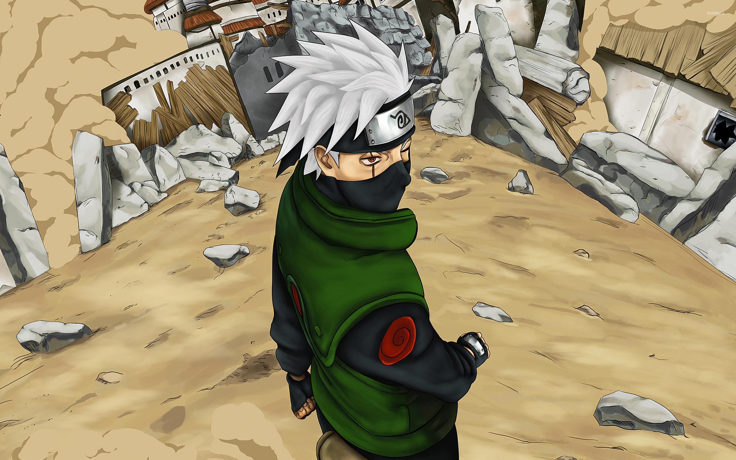 Kakashi Hatake – Naruto [2] wallpaper