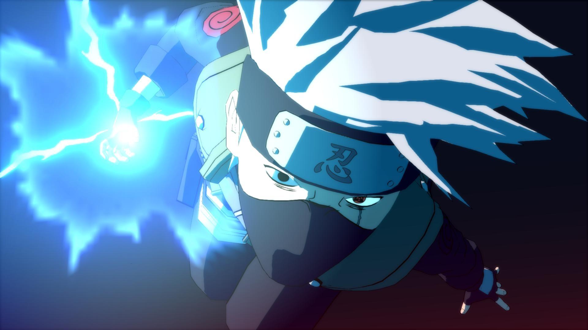 Video Game – Naruto Shippuden: Ultimate Ninja Storm Revolution Kakashi  Hatake Naruto Wallpaper