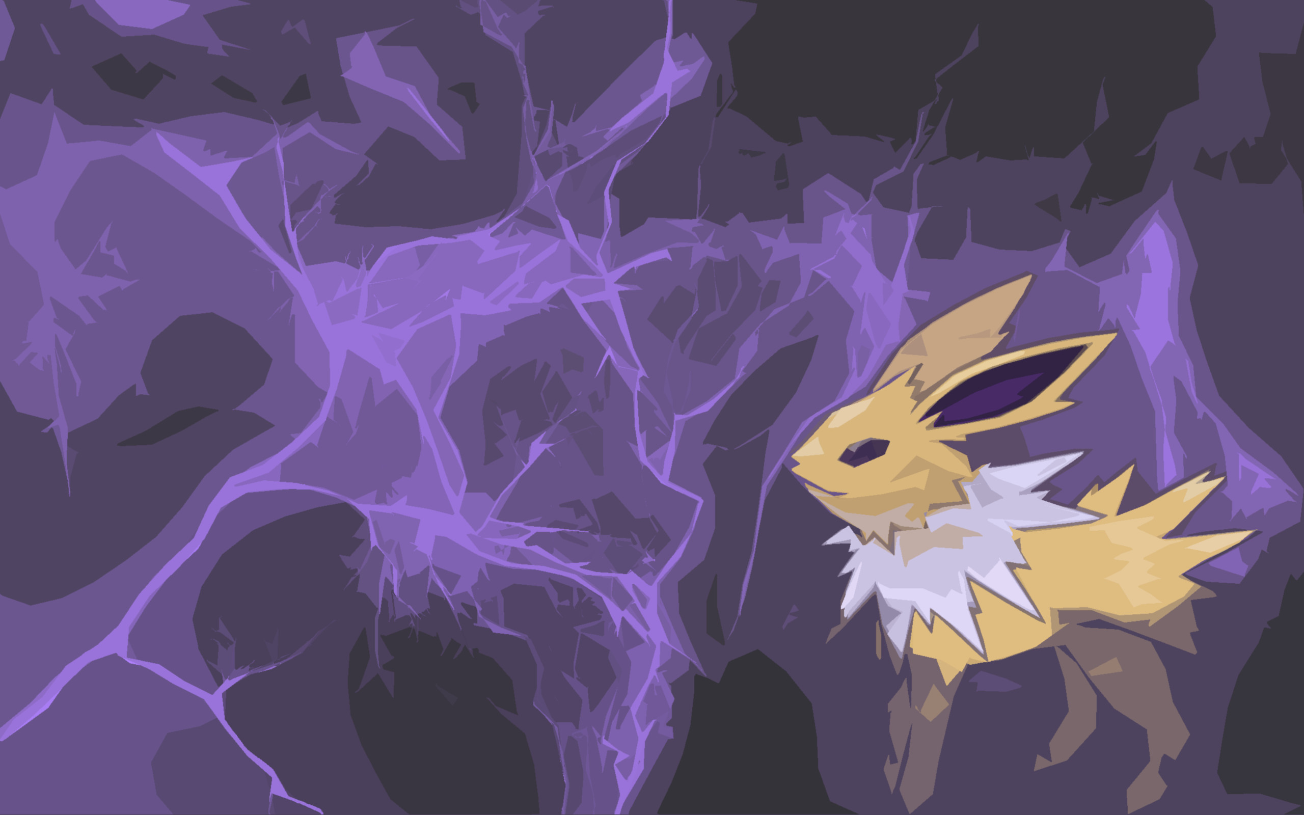 Glaceon And Jolteon …