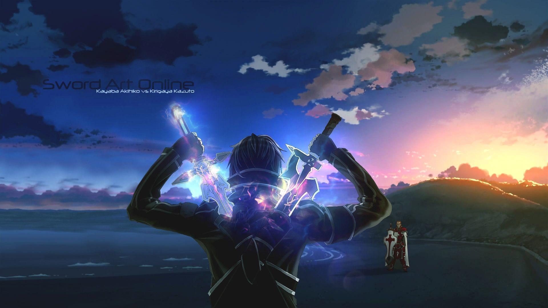 … Anime Wallpaper Full HD Angel Scenery Dark Headphones Music .
