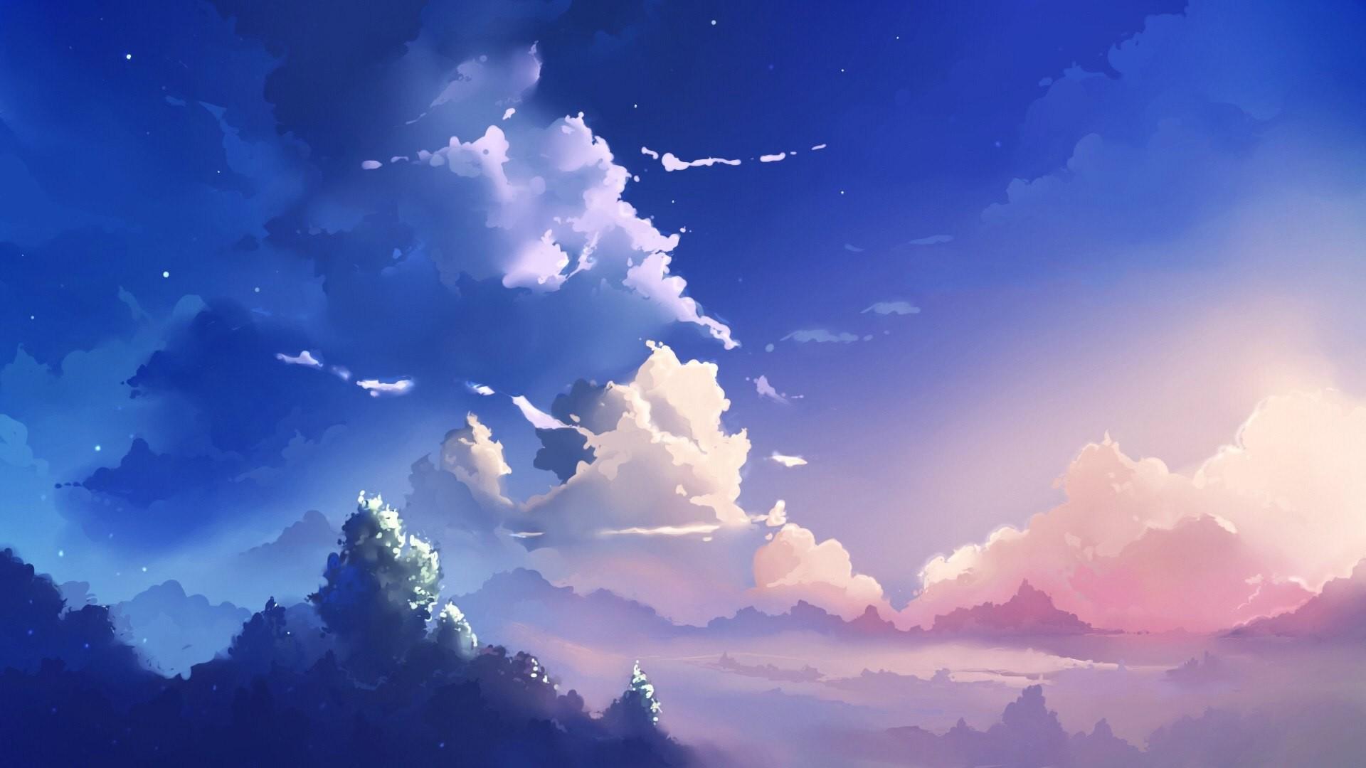 Sky Scenery Wallpaper.