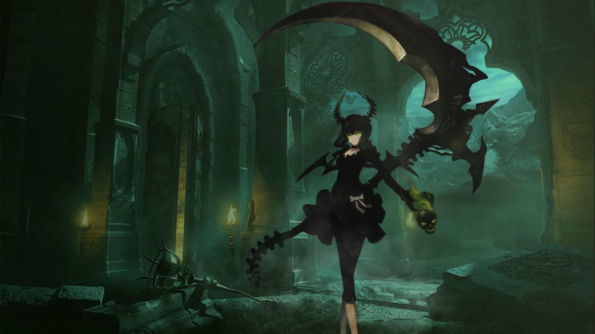 166 HD Anime Wallpapers
