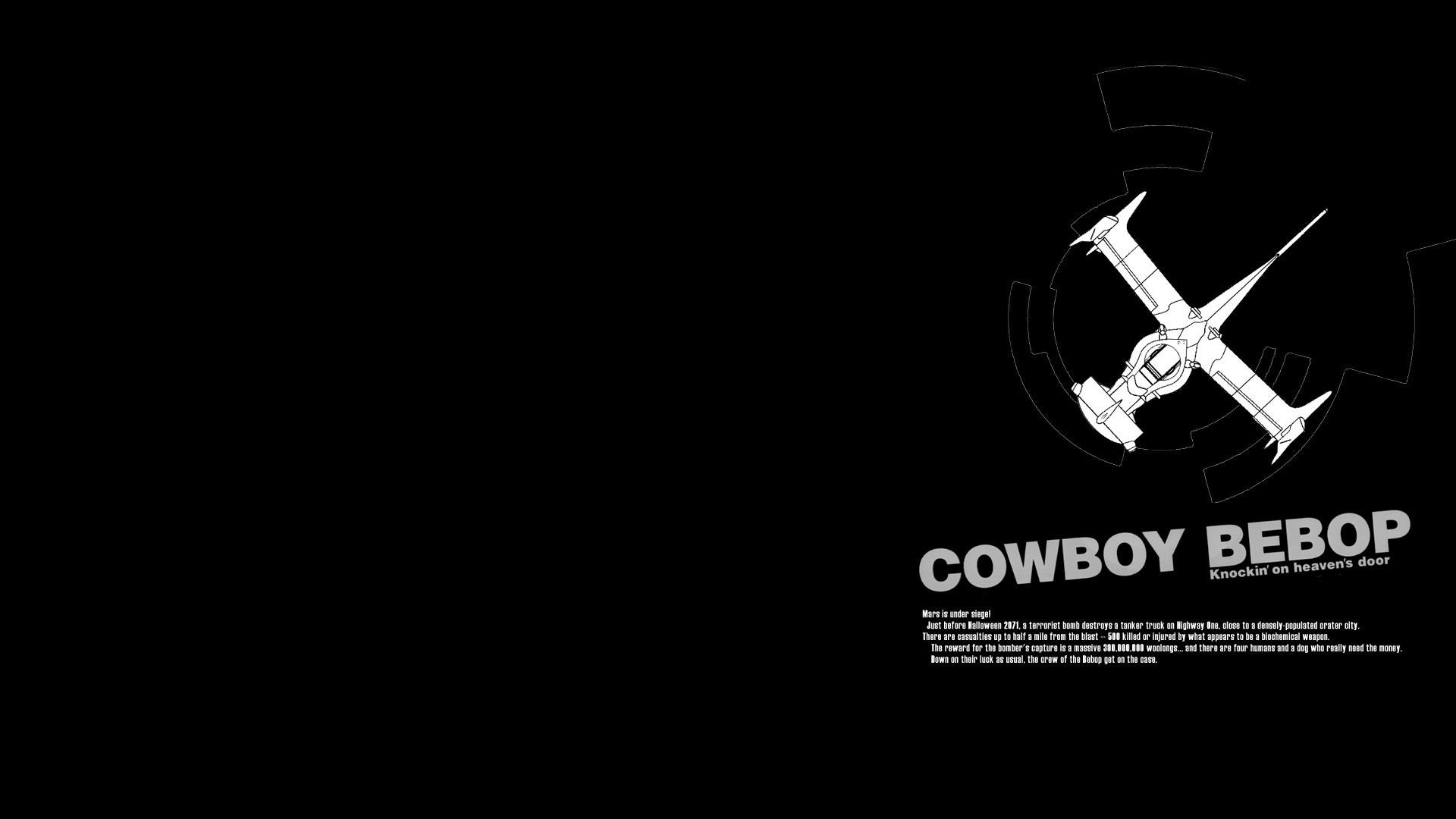 Cowboy Bebop Computer Wallpapers, Desktop Backgrounds | | ID .