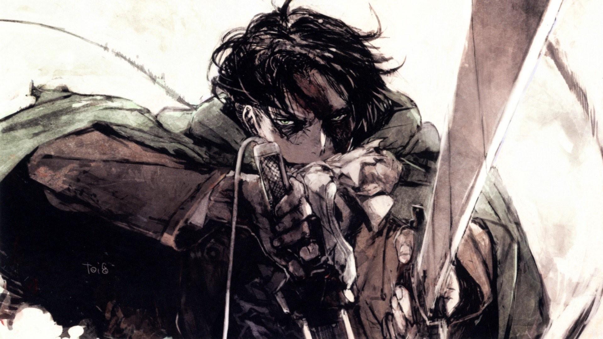 Shingeki no Kyojin Series Levi Ackerman Character wallpaper      717810   WallpaperUP